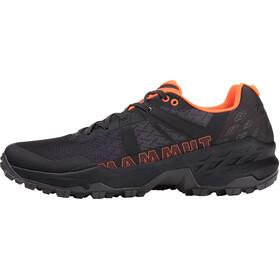 Mammut Sertig II GTX Low Shoes Men black-vibrant orange